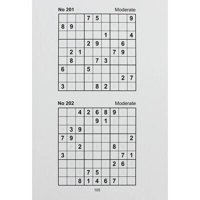 Green Bumper Sudoku Book image number 3