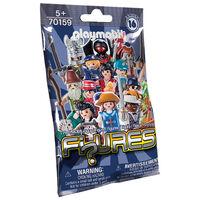 Playmobil Figures Blue: Assorted