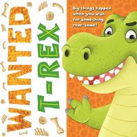 Wanted T-Rex