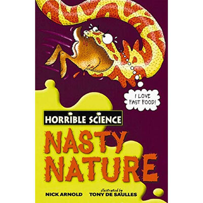 Horrible Science: Nasty Nature image number 1
