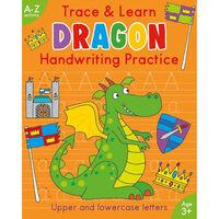 Trace & Learn: Dragon Handwriting Practice