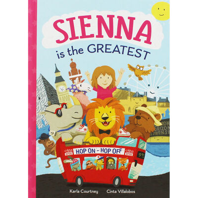 Sienna is the Greatest image number 1