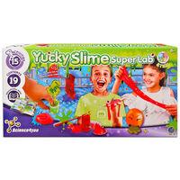 Yucky Slime Super Lab