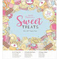 Sweet Treats Paper Pad 12x12 Inch