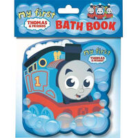 My First Thomas & Friends: Bath Book