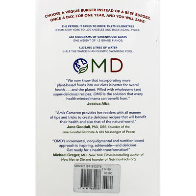 OMD: The Simple Plant-Based Program to Save Your Health and Save the Planet image number 3