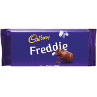 Cadbury Dairy Milk Chocolate Bar 110g - Freddie