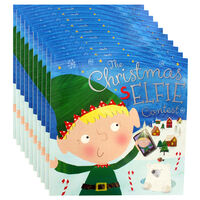 The Christmas Selfie Contest: Pack of 10 Kids Picture Book Bundle