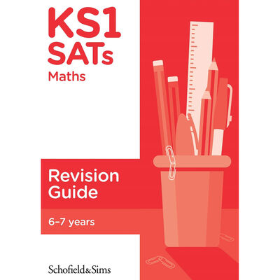 KS1 SATs Maths Revision Guide: Ages 6-7 image number 1
