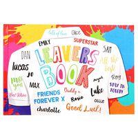 Leavers Book Paint