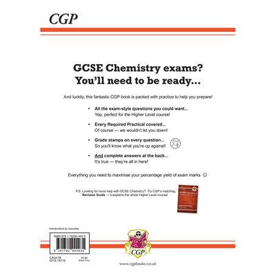 CGP GCSE Chemistry Grade 9-1: Exam Practice Workbook image number 3