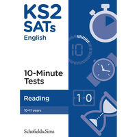 KS2 SATs Reading 10-Minute Tests: Ages 10-11