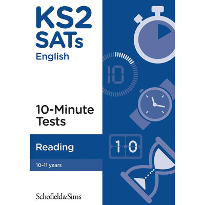KS2 SATs Reading 10-Minute Tests: Ages 10-11 image number 1