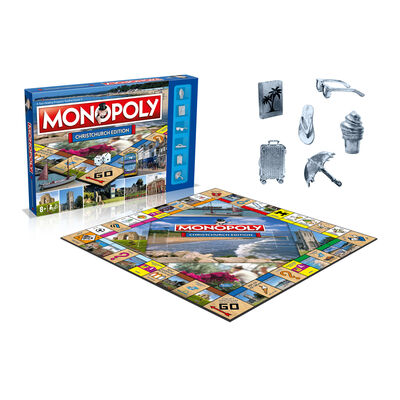 Christchurch Monopoly Board Game image number 2