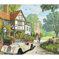Sunday Drive 1000 Piece Jigsaw Puzzle
