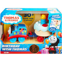Thomas & Friends: Birthday Wish Thomas