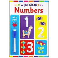 Wipe Clean: Numbers