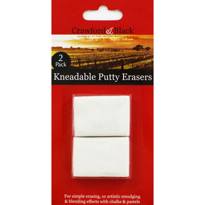 Kneadable Putty Erasers: Pack of 2 image number 1