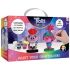 Trolls 2 Paint Your Own Figures image number 1