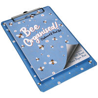 Bee Organised Clipboard and Pad Set