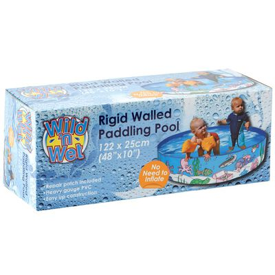 Rigid Walled Paddling Pool image number 1