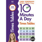 10 Minutes A Day: Times Tables image number 1