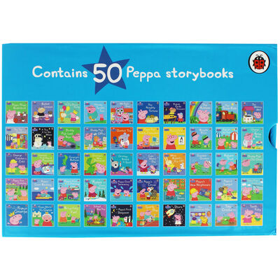 The Ultimate Peppa Pig Collection: 50 Book Box Set image number 4