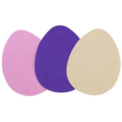 Foam Egg Shapes - 12 Pack image number 1