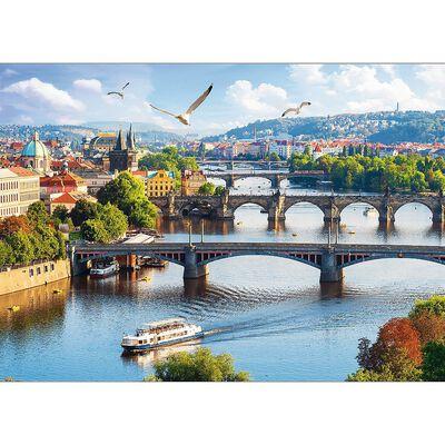Prague Czech Republic 500 Piece Jigsaw Puzzle image number 2