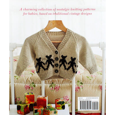 Vintage Knits For Babies image number 3