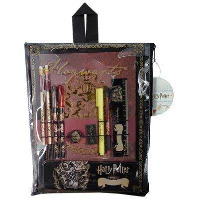 Harry Potter Stationery Set: Black image number 1