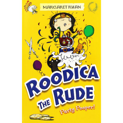Roodica the Rude: Party Pooper image number 1
