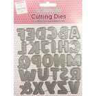 Alphabet Metal Cutting Die Set image number 1