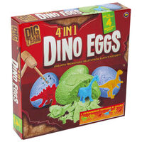 Dino Eggs 4-in-1 Kit