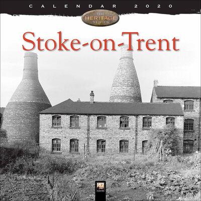 Stoke-on-Trent Heritage 2020 Wall Calendar image number 1