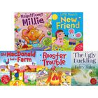 Friendly Animal Friends: 10 Kids Picture Books Bundle image number 2