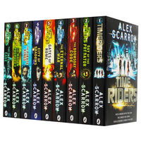 Time Riders: 9 Book Collection