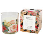 Floral Peony Petals Scented Candle image number 2