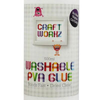 Washable PVA Glue - 500ml