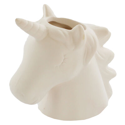 Paint Your Own Unicorn Pencil Holder image number 3