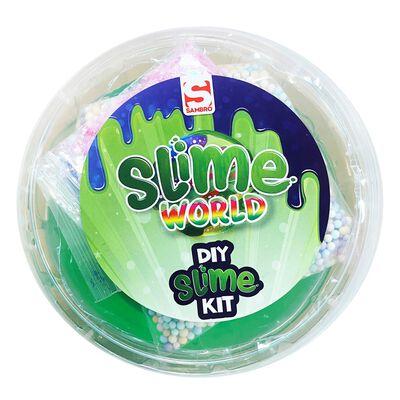 Slime World: DIY Slime Kit image number 2