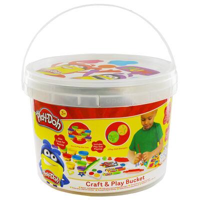 Play Doh Craft   Dough Bucket  image number 1