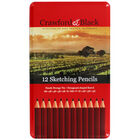 Sketching Pencils - Pack Of 12 image number 1