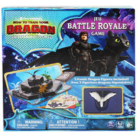How to Train Your Dragon: The Hidden World Battle Royale Board Game