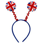 Union Jack Round Headboppers Headband image number 1