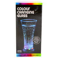 Colour Changing Glass