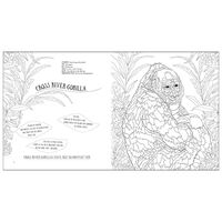 Wildlife: A Mindful Colouring Book