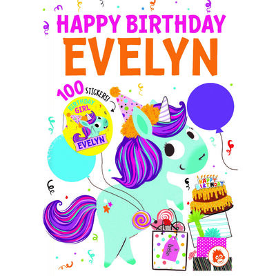 Happy Birthday Evelyn image number 1