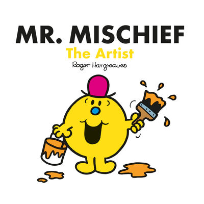 Mr Men: Mr Mischief The Artist image number 1