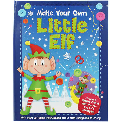Make Your Own Little Elf image number 1
